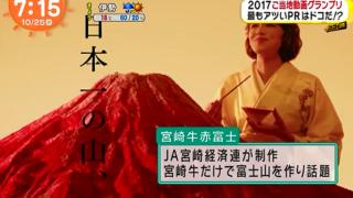 【めざましテレビ】ご当地動画グランプリ2017!ベスト5紹介【ココ調】