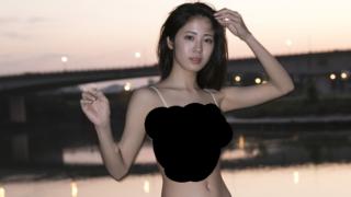 【乳神】澤北るな、週刊プレイボーイで美バスト披露!えっろすぎと話題!
