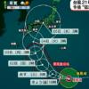 【台風】2018年最大級の台風21号が東海地方上陸!!気圧905hPa!!