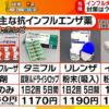 【悲報】インフルエンザ新薬『ゾフルーザ』の耐性ウイルス検出!一粒1730円のリスク!